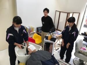 実習生 新潟市西蒲区 美容室hair of SIESTAシエスタ