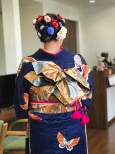 成人式 新潟市西蒲区巻 hair of SIESTA シエスタ