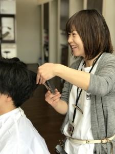 NEWスタイリスト誕生  新潟市hair of SIESAシエスタ